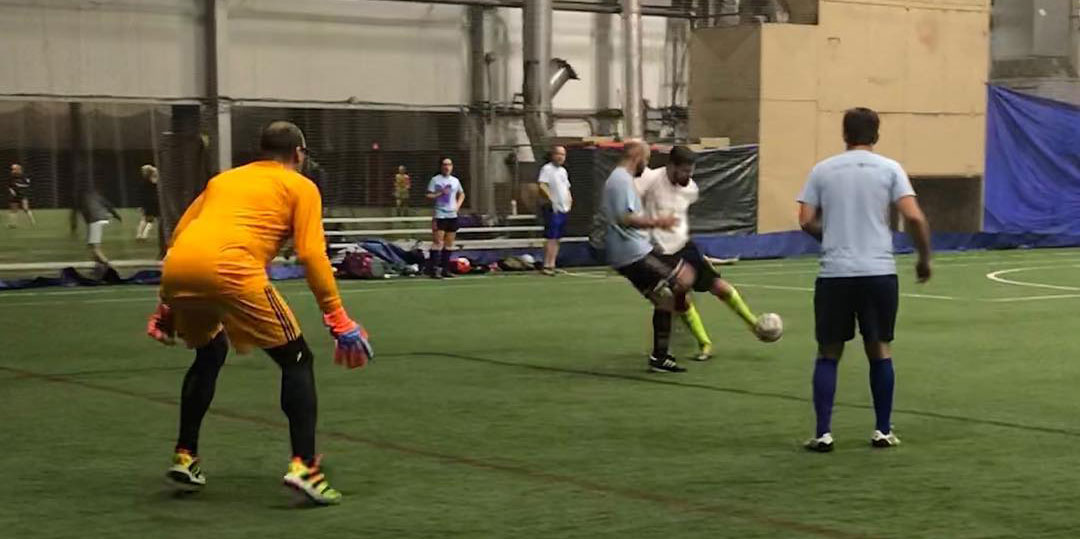 New Soccer League - Friday 6 v 6 Coed Indoor starts 1/4