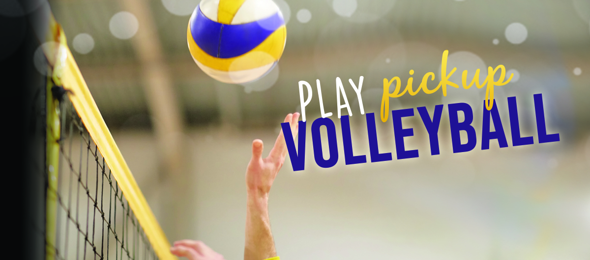 Stay Active with Summer Pick up Volleyball on Monday Nights in Portland!