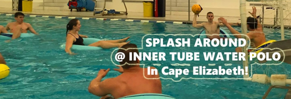 Join us for Coed Inner Tube Water Polo- starting October 5th, Space available!